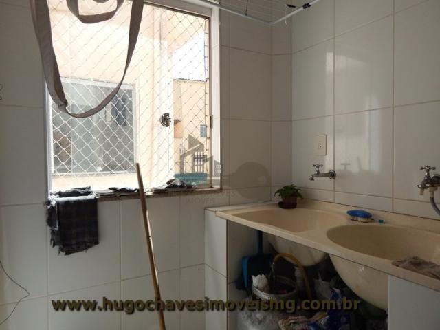 Apartamento à venda com 2 dormitórios em Manoel de paula, Conselheiro lafaiete cod:274 - Foto 10