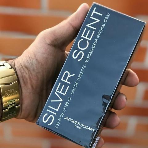 Silver Scent - Perfume Masculino Importado