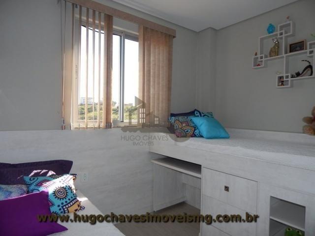 Apartamento à venda com 2 dormitórios em Bandeirantes, Conselheiro lafaiete cod:299-4 - Foto 16