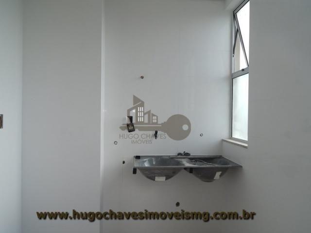 Apartamento à venda com 4 dormitórios em São joão, Conselheiro lafaiete cod:292-2 - Foto 18