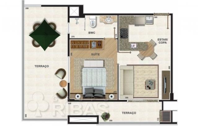 Apartamento residencial à venda, novo mundo, curitiba - ap0329. - Foto 12