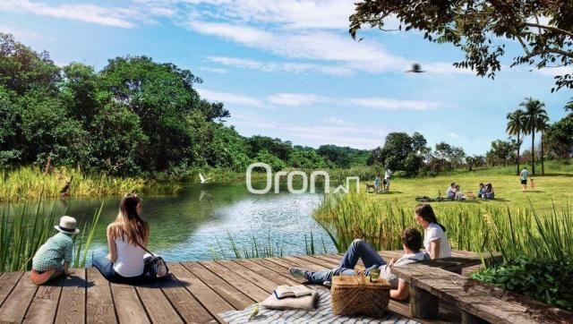 Terreno à venda, 722 m² por R$ 398.000,00 - Residencial Marília - Senador Canedo/GO - Foto 5
