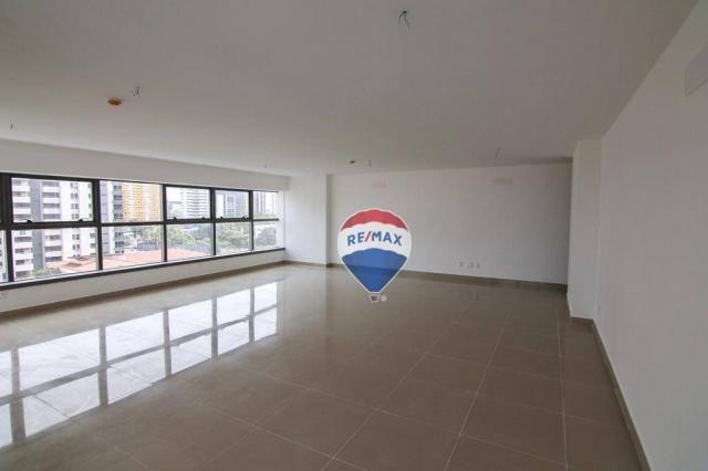 Sala para alugar, 69 m² por R$ 3.400,00/mês - Tirol - Natal/RN