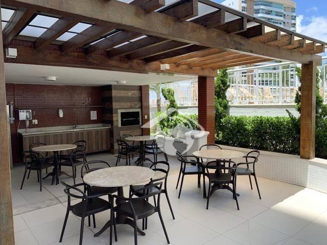 Apartamento com 3 dormitórios à venda, 106 m² por R$ 578.299 - Jardins - Aracaju/SE - Foto 6