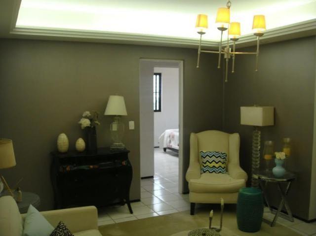 Apartamento residencial à venda no Dionísio Torres, Fortaleza. - Foto 3