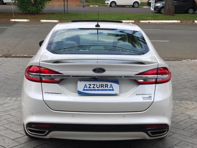 Ford fusion 2.0 titanium awd 16v gasolina 4p automático 2017 - Foto 5