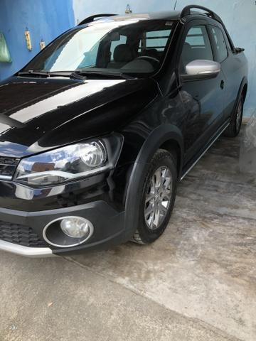 VW-Saveiro Cross CD 1.6 2015 - Foto 16