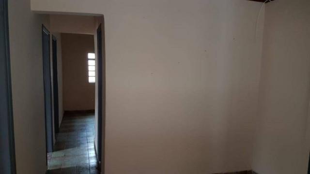 Casa com 3 dormitórios para alugar, 75 m² por R$ 700/mês - Jardim Jequitibá - Presidente P - Foto 14