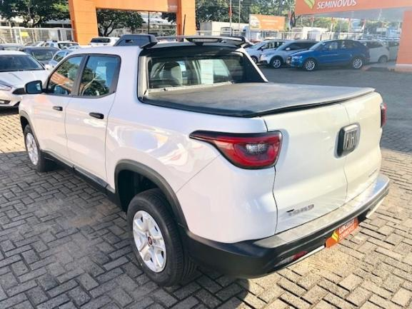 FIAT TORO 2018/2019 1.8 16V EVO FLEX ENDURANCE AT6 - Foto 4
