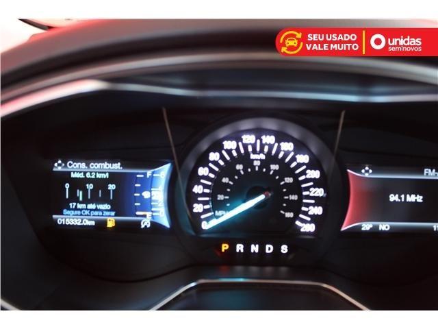 Ford Fusion 2.5 se 16v flex 4p automático - Foto 8