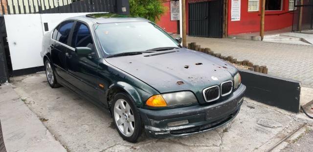 Sucata BMW 328i E46 1999 venda de peças - Foto 2