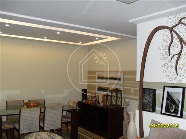 Apartamento à venda com 3 dormitórios em Jardim guanabara, Rio de janeiro cod:845871 - Foto 2