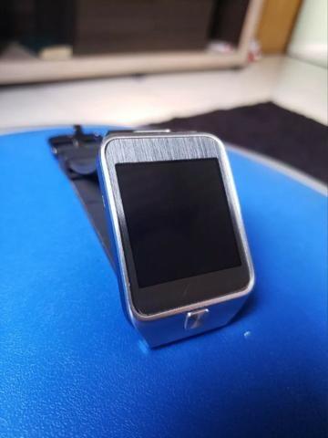 724ac6d6cd0 Relógio Smartwatch Samsung Gear 2 Sm-r380 - Bijouterias