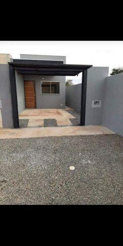 Casa nova com Entrada de 20mil