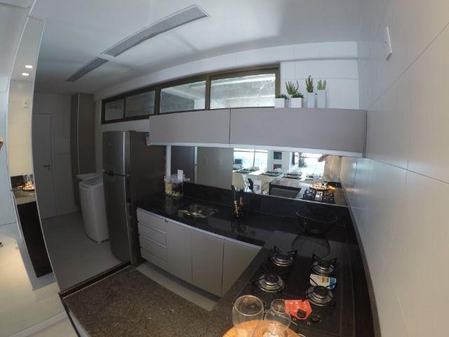 Ponta Verde. Compacto 3 quartos muito bem localizado - 86m² - Foto 8