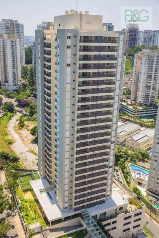 Cobertura com 3 dormitórios à venda, 164 m² por R$ 922.712,04 - Vila Andrade - São Paulo/S - Foto 2