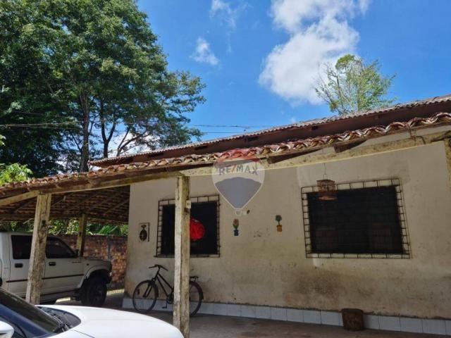 Casa 3 dormitórios, 257 m² - Canutama - Benevides/PA - Foto 2