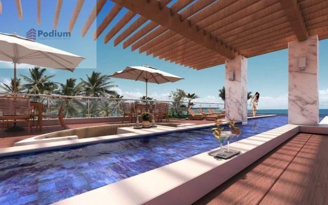 Apartamento à venda com 1 dormitórios em Manaíra, João pessoa cod:33602 - Foto 5