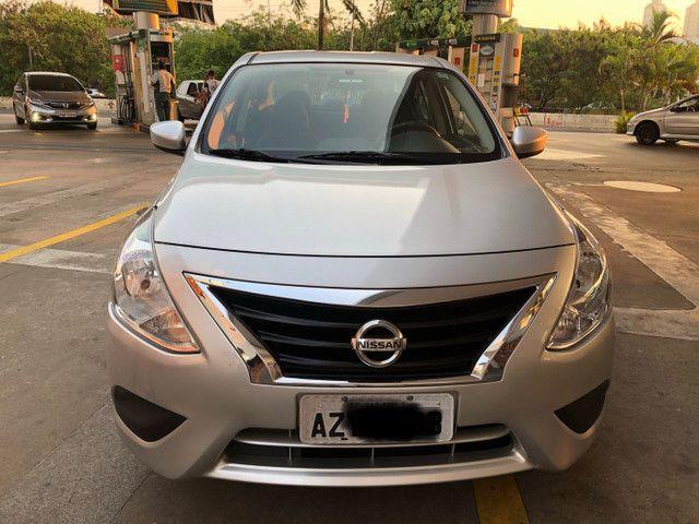 Nissan Versa 1.0 (nunca rodou em aplicativos) Completo