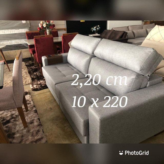 Lindos sofas a preços de fabrica, aproveite ! - Foto 6