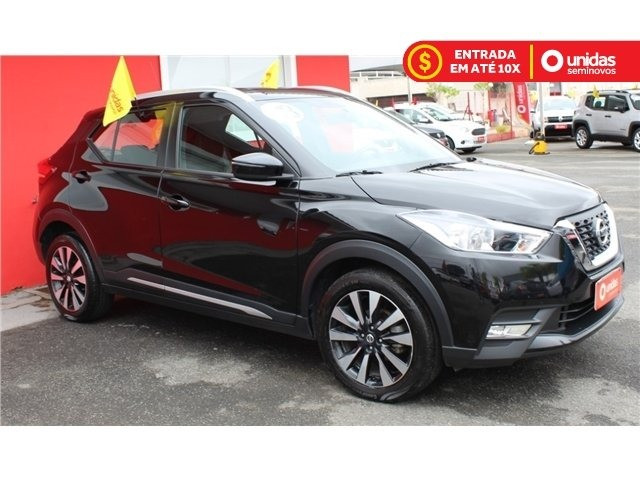 Nissan Kicks Sv At 1.6 4p 2019 - Fone : 41- * Rafael - Foto 3