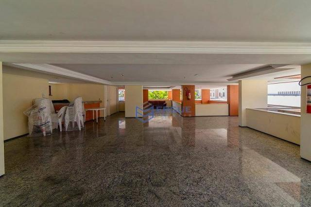 Apartamento com 3 dormitórios à venda, 223 m² por R$ 890.000 - Aldeota - Fortaleza/CE - Foto 16