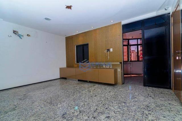 Apartamento com 3 dormitórios à venda, 223 m² por R$ 890.000 - Aldeota - Fortaleza/CE - Foto 13