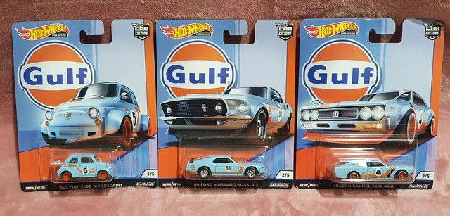 Hotwheels Car Culture Gulf