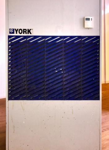Ar Condicionado York 60.000 Btus