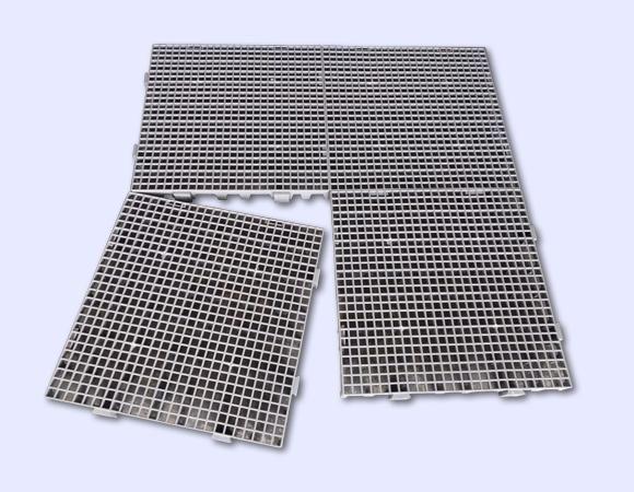 Estrado Plástico BenPlas - 50X50X4,5CM - Foto 2