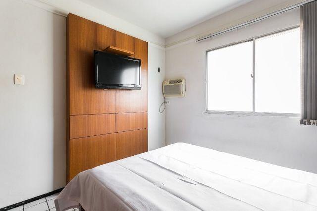 Apartamento 12 A, com sl e quarto, completo com WI-FI - mobiliado - - Foto 9