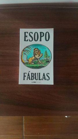 Livro Fábulas de Esopo - Foto 2