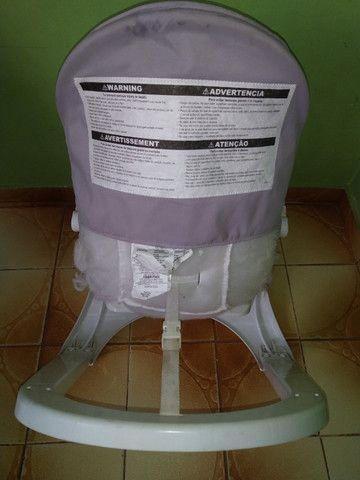 Cadeira vibratória /Fisher price /infantil /usada - Foto 2