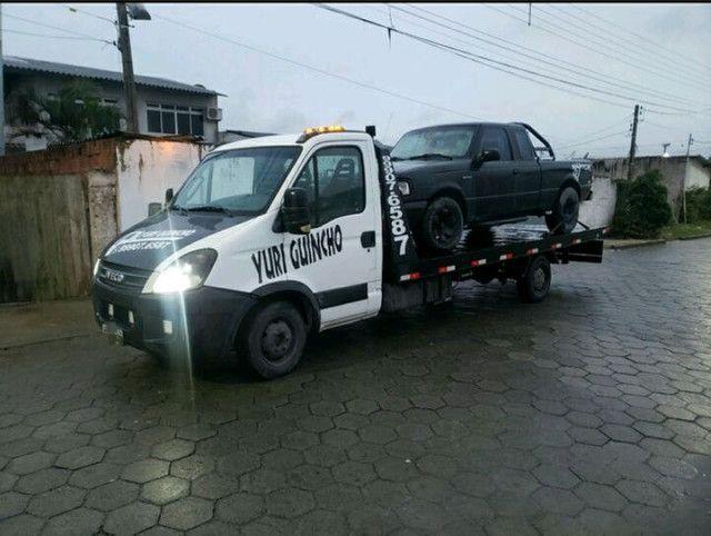 Vendo caminhão Guincho iveco - Foto 2