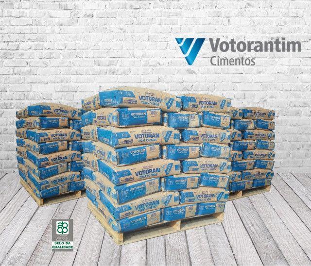 Cimento Votoran Todas as Obras - 50 Kg | Oferta! - Foto 3