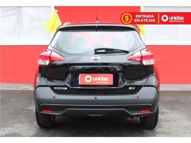 Nissan Kicks Sv At 1.6 4p 2019 - Fone : 41- * Rafael - Foto 5