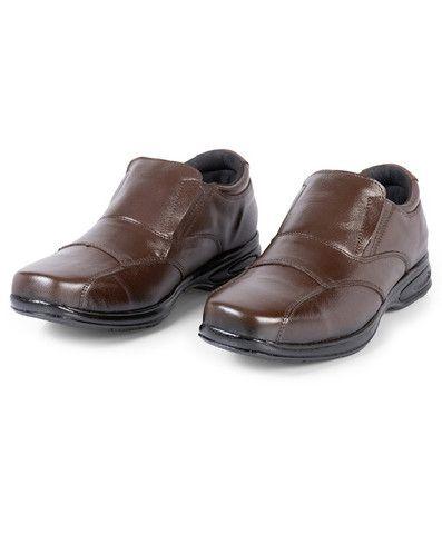 Sapato conforto sem cadarço - Foto 2