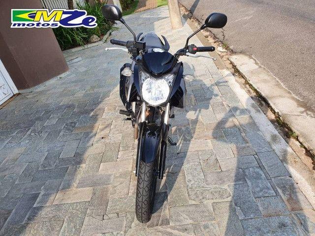 Yamaha Ys 150 Fazer Sed 2018 Preta com 39.000 km - Foto 14