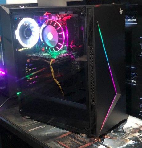 PC Gamer Ryzen 5 1600, c/ GTX 660 Zotac Novo - Foto 3