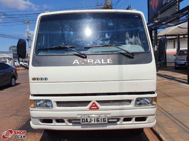 Caminhão agrale exemplo  parcelamento entrada de 6173,54 - Foto 2