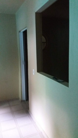 Alugo casa no alto da serra de 1 quarto, sala cozinha, banheiro e área - Foto 20