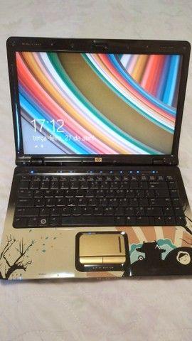 Vendo notebook HP ou troco. - Foto 4