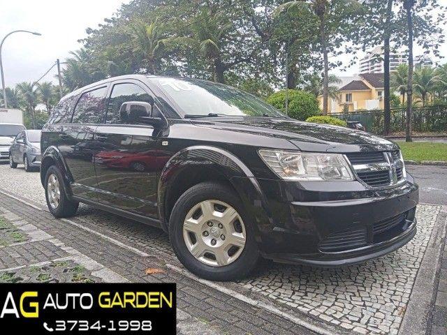 Dodge Journey 2010 Se 2.7 v6 aut/tip+toplinha+couro+cdmp3+revisada+novíssima!!!