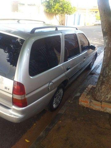 ESCORT SW 1998 ESTUDO TROCA POR MOTO PARCELO NO CARTÃO DE CRÉDITO !! - Foto 3