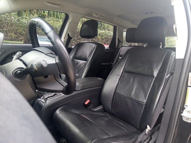 Dodge Journey 2010 Se 2.7 v6 aut/tip+toplinha+couro+cdmp3+revisada+novíssima!!! - Foto 13