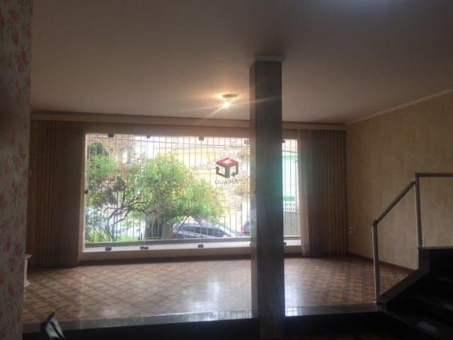 Sobrado comercial para locação, 4 quartos, 4 vagas - Vila Bastos - Santo André / SP - Foto 4