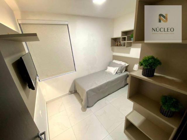 Apartamento com 3 dormitórios à venda, 74 m² por R$ 324.900,00 - Expedicionários - João Pe - Foto 7
