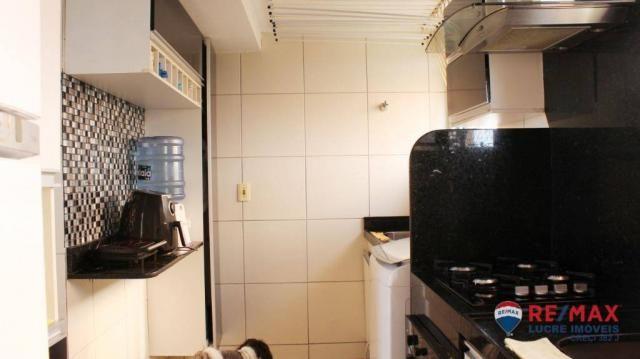 Apartamento com 3 dormitórios à venda, 68 m² por R$ 215.000,00 - Jardim Cidade Universitár - Foto 8