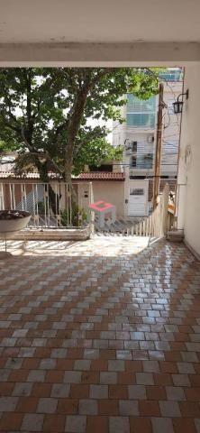 Casa térrea para locação, 4 quartos, 6 vagas - Campestre - Santo André / SP - Foto 5
