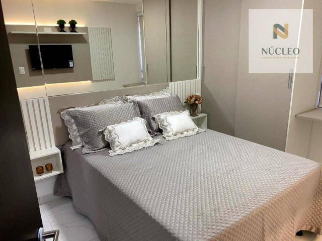 Apartamento com 3 dormitórios à venda, 74 m² por R$ 324.900,00 - Expedicionários - João Pe - Foto 10